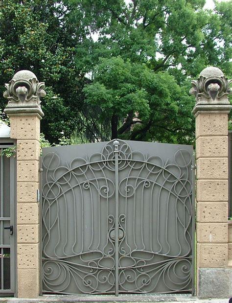 cancello ingresso cancelli di ingresso ac57 187 regardsdefemmes
