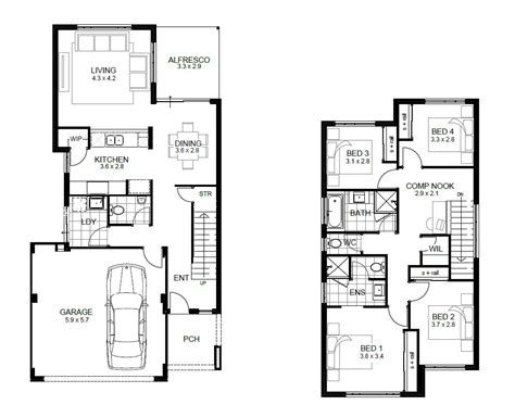 3 bedroom house designs perth double storey apg homes 3 bedroom house designs perth savae org