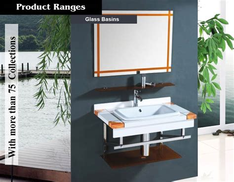 glass basins for bathrooms india products buy glass basins from eurotech baths and