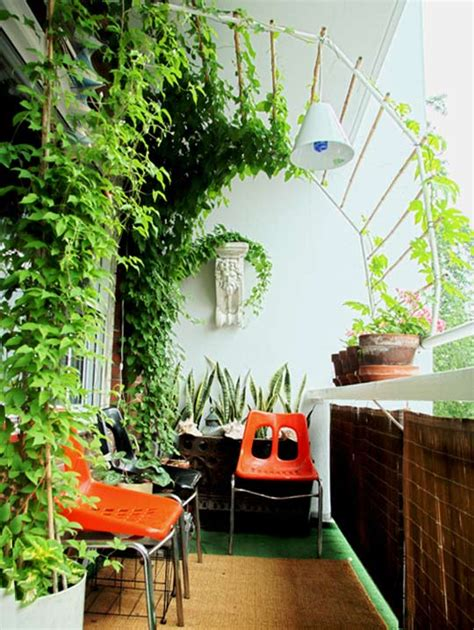 Ideas For Small Balcony Gardens Modern Interior Small Balcony Design Ideas