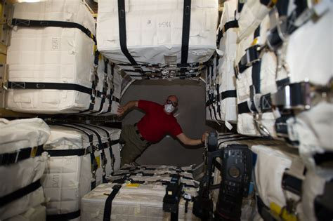Quads Background Check Astronaut Gerst Checks Out Atv 5 Cargo Nasa