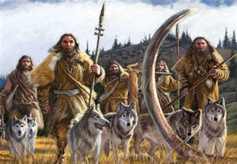 the domestication how wolves and humans coevolved books 34 000 years paleolithic or wolf hybrid skulls