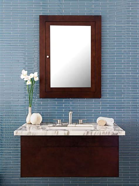 lovely Small Bathroom Mirror Ideas #3: 01-bath-mosaic.jpg