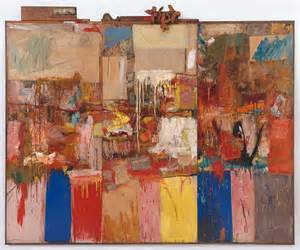 55 best images about painting robert rauschenberg collection 1954 1955 183 sfmoma