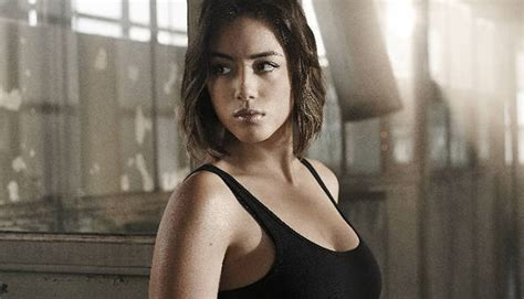 haley bennett agent 411mania chloe bennet excited about ghost rider on