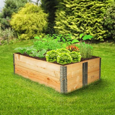 Raised Garden Bed Frames 2x Raised Vegetable Garden Bed Frame Foldable Planter Kit Grow Gardening 120x80 Ebay