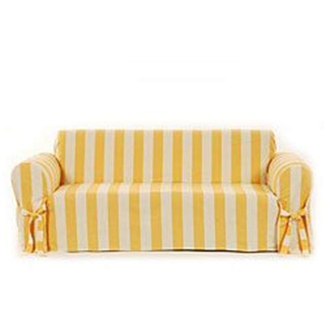 yellow sofa cover machine washable cotton duck sofa slipcover yellow