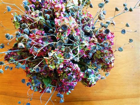fiori di bacche a cosa servono composizione di fiori autunnali mini tutorial artigiatura