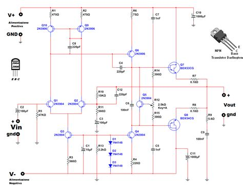 lificatore hi fi a transistor ne555