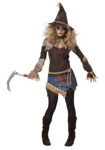 Scarecrow Costume Creepy Scarecrow Costume For Women