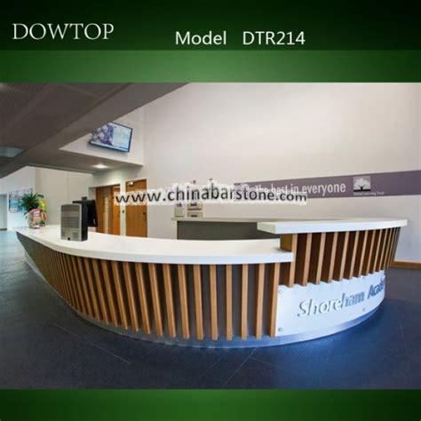 hotel desks for sale design hotel curved reception counter desk modern