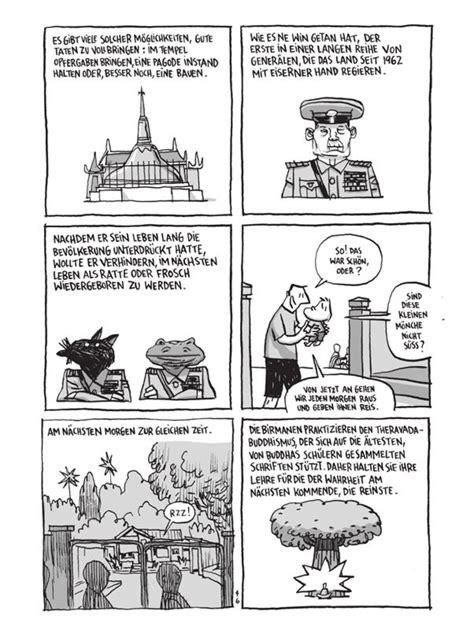 Die Comics Von Guy Delisle