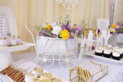 Purple And Yellow Baby Shower Ideas by Yellow And Purple Baby Shower Baby Shower Ideas