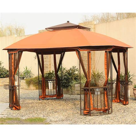 hton bay 12 ft x 10 ft patrice gazebo l gz800pst