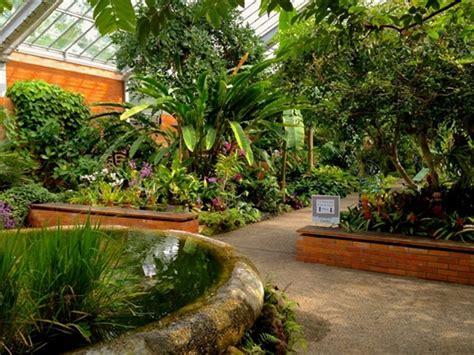 The Beautiful Matthaei Botanical Gardens Conservatory Botanical Gardens In Michigan
