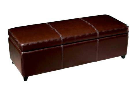 Modern Storage Bench Ottoman Home Design Ideas Ottoman Storage Chair