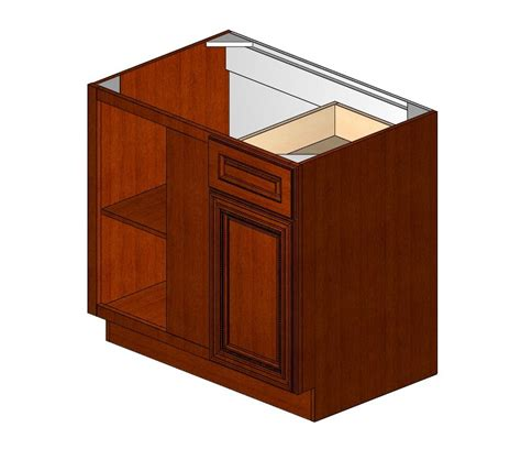 36 base cabinet bblc39 42 36 quot w rope blind base corner cabinet rta cabinets kitchen cabinets kitchen