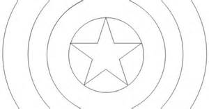captain america shield coloring page capt america shield outline images boys room
