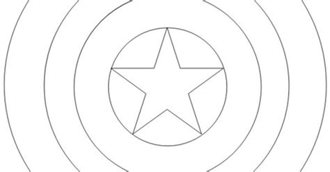 captain america shield template captain america shield logo baking business