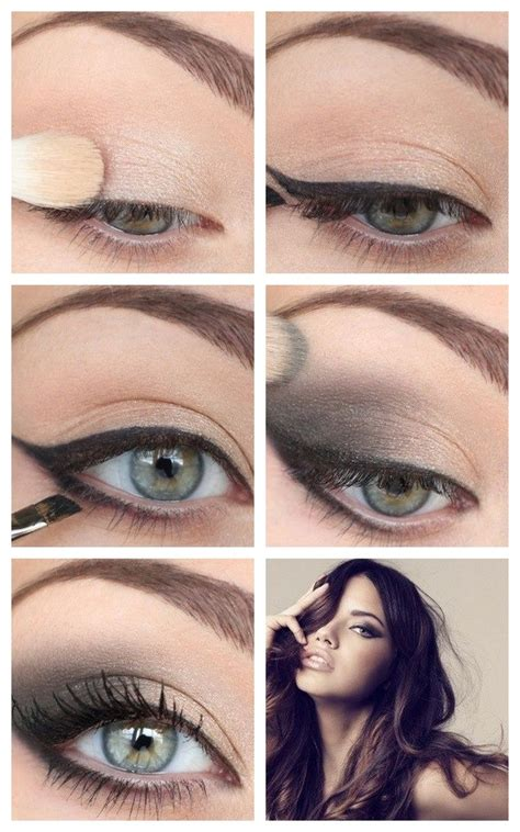 eyeliner tutorial on pinterest tutorial sexy eye makeup how to s pinterest smoky