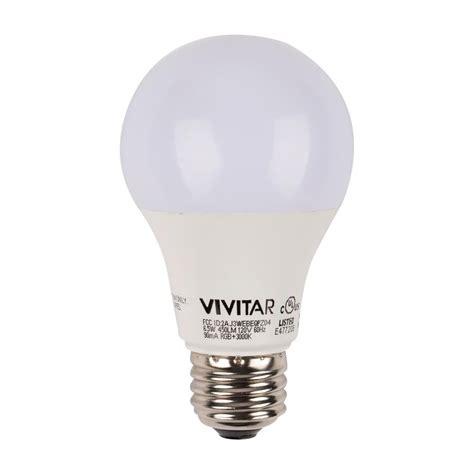 wi fi led light bulbs gateway to the smart home mit vivitar 40w equivalent 450 lumen a19 wi fi smart multi