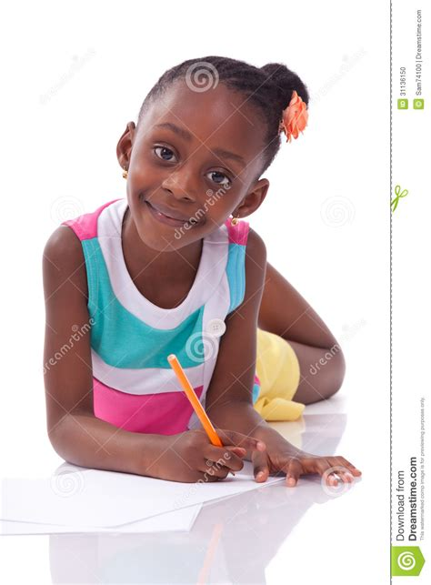 cute hairstylesondoesross for black people cute black african american little girl drawing african
