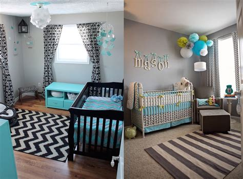 nursery room themes  designs   baby boy