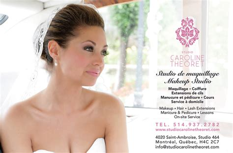 Wedding Hair And Makeup Montreal by Montreal Makeup Artist Fay