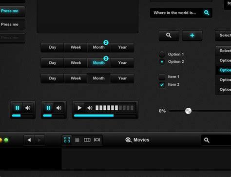 ui controller pattern 50 psd ui web design elements design elements ui ux