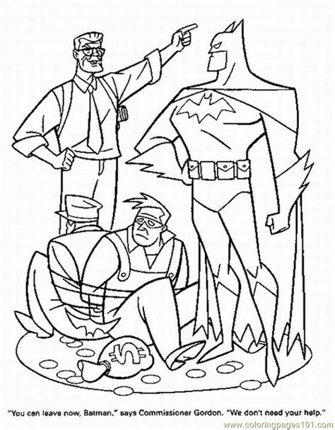 coloring pages superhero 9 cartoons gt superhero free