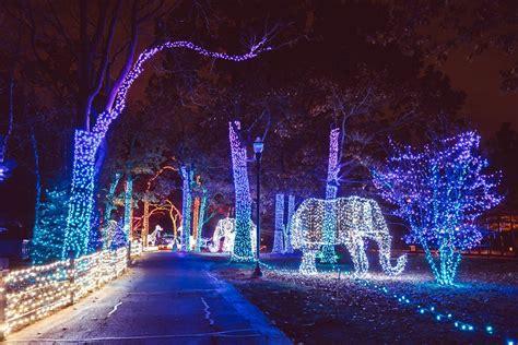 9 best christmas light displays near detroit