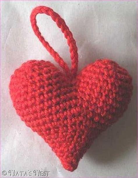 Heart Pattern English   free crochet heart pattern english instructions under