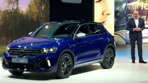 Volkswagen 2020 Launch by 2020 Volkswagen T Roc R Launch All New Vw T Roc R