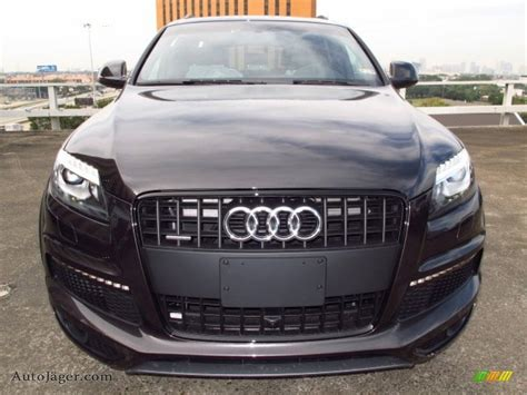 audi q7 s line package 2014 audi q7 3 0 tfsi quattro s line package in lava gray