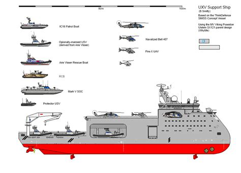 boat in drawing is missing front a ship that is not a frigate part 5 operational