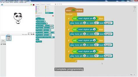 wie benutzt ein bd wie benutzt mblock software zur kontrolle arduino uno
