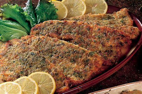 cucinare filetti di trota ricetta filetti di trota fritti agli aromi la cucina