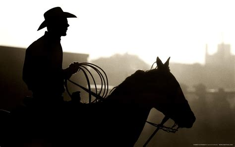 cowboy and cowgirl silhouette free cowboy wallpapers wallpaper cave