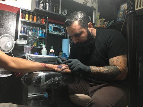 ink assassins tattoo long beach long beach ink assassins edgar marquez was once just the