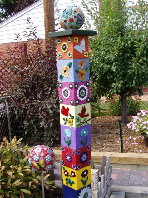 diy concrete block ideas  home  garden