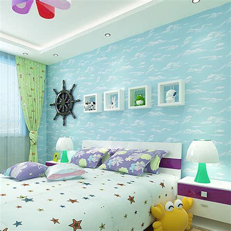 cute kids room wallpaper ideas design swan