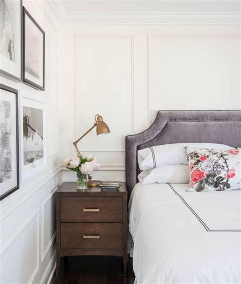 bedroom trim antique wall panel headboard design ideas
