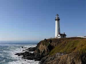 Point Reyes Light House Pigeon Point Lighthouse Big Sur California Dukesilas S