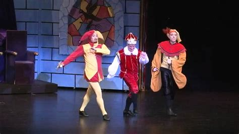 Minstrel Once Upon A Mattress by Once Upon A Mattress The Minstrel The Jester And I