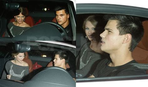 taylor swift extra uk dates photos of taylor lautner and taylor swift on a date in la