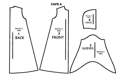 simple robe pattern harry potter costume robe tutorial costumes