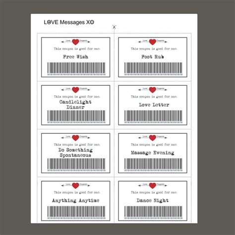 magnificent free printable coupons for him pictures