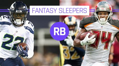 Football Sleepers by 2017 Football Sleepers Running Backs