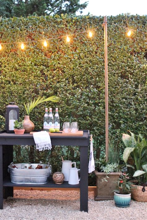 Outdoor Bar Lights Outdoor Extravaganza Link Up Instagram Feature City Farmhouse
