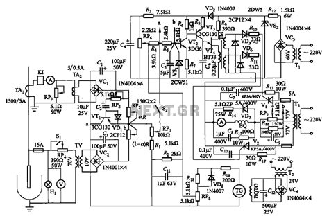 motor circuit page 4 automation circuits next gr